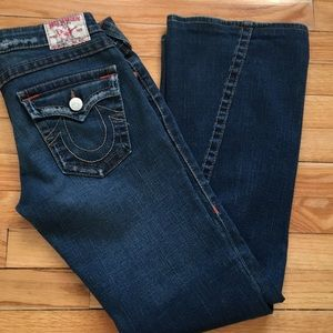 Women True Religion Jeans- Flare